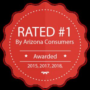 Arizona Consumers Badge